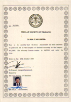 The Law Society of Thailand